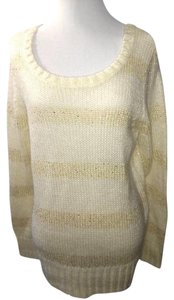 Apt. 9 Sequin Metallic Longsleeve Sweater