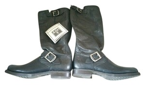 Frye Veronica Slouch Slouch Boot Black Boots