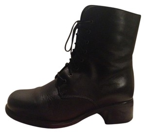 Nexday Boot Leather Black Boots