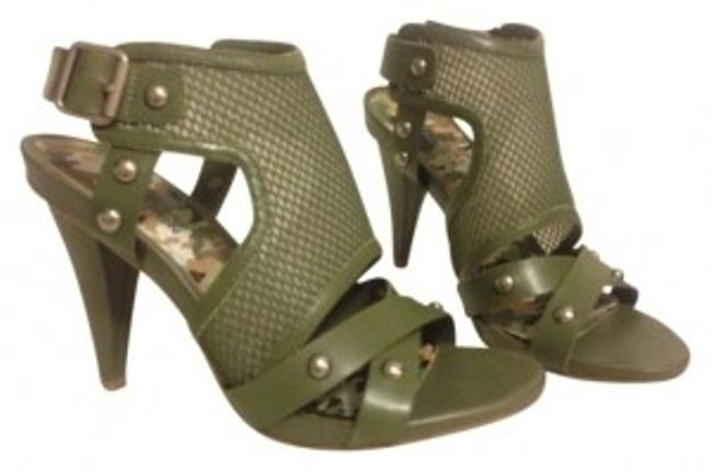 Item - Cargo Green Sandals Size US 7