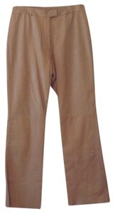 Harold Powell Wide Leg Pants Camel