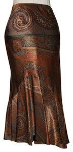 Lauren by Ralph Lauren Silk Skirt