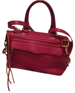 Rebecca Minkoff Satchel in Red