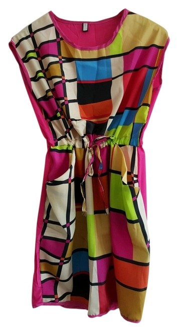 Other short dress multi color on Tradesy