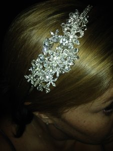 Gorgeous Sparkly Headband For Wedding (or Prom!)