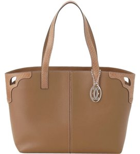Cartier Tote in Tabacco