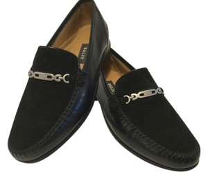 Bally All Leather Italian Black Flats
