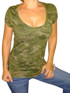 No Boundaries T Shirt Camouflage Hunt Camo