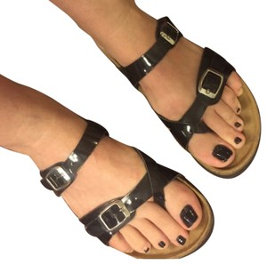 Gextop Blac Sandals