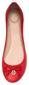 Tory Burch Ballet Chelsea RED Flats