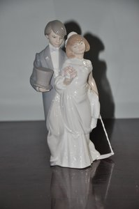 Lladro Wedding Bells