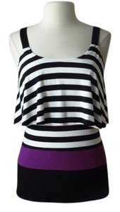 White House | Black Market Striped Top