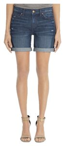 J Brand Syntheis Cuffed Shorts Denim /blue