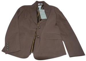 Emma James Brown Blazer