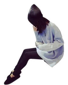 DreamyShow Angora Sweater
