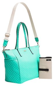 Kate Spade Fresh Air/Cream Diaper Bag