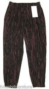 Lululemon Lululemon Go City Jogger Pant In Painted Animal Bordeaux Print