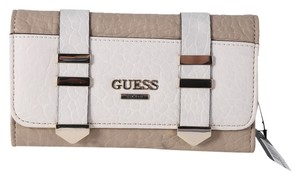 Guess Guess Western Biege/Ivory Trifold Wallet