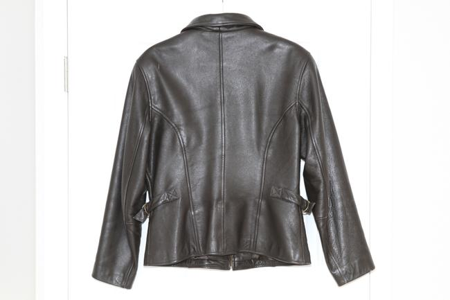Wilsons Leather Brown Leather Jacket Image 1