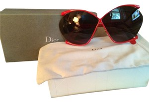 Dior Christian Dior Vintage Red 2056 Sunglasses