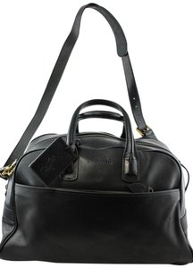Ralph Lauren Polo Weekend Black Travel Bag
