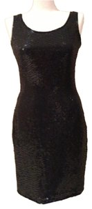 Expressions Sequined Cocktail Dress