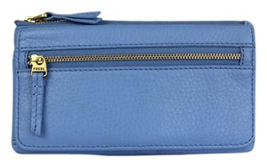 Fossil Fossil 'Erin' Crystal Blue Wallet