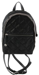 Stella McCartney Falabella' Quilted Chain Falabella Backpack