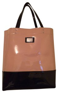 Cynthia Rowley Tote in Pink and black