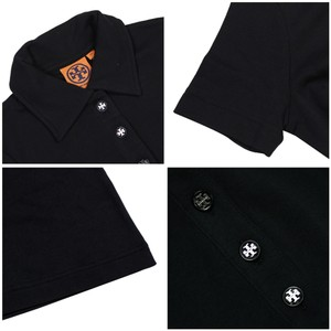 Tory Burch Polo Logo Casual Sweater