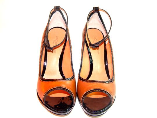 Dolce&Gabbana cognac/dark brown Pumps Image 2