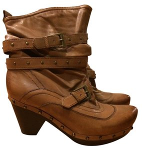 Earthies Almond Boots