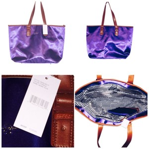 Jessica Simpson Polyester Tote in Purple