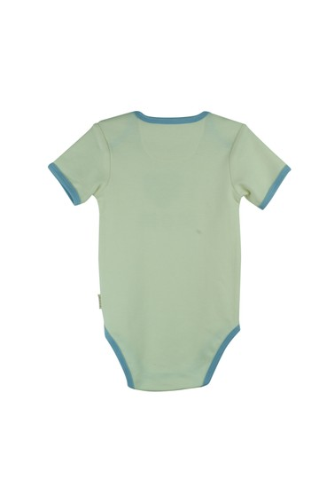 "Other Certified Organic Cotton ""I Love Mom"" Bodysuit - xSmall (0-3 Months)"