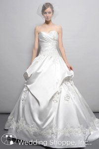 Eden Bl026 Wedding Dress