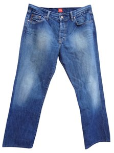 Hugo Boss Boot Cut Jeans-Light Wash