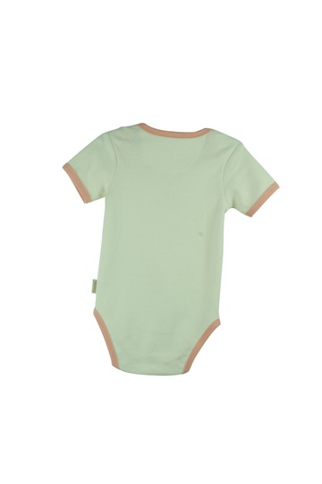 "Other Certified Organic Cotton ""I Love Dad"" Bodysuit - Small (3-6 Months)"