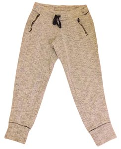 Aerie Athletic Pants Light Grey