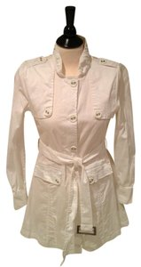 Dollhouse Lightweight Cotton Trench Trench Coat