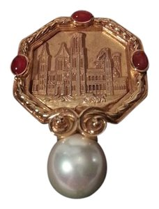 Ann Hand SALE!!! Ann Hand Smithsonian Castle Brooch