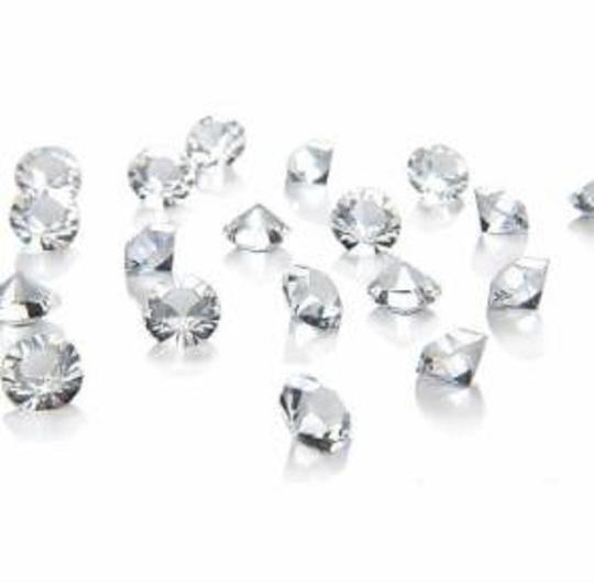 Preload https://img-static.tradesy.com/item/1207847/clear-10-000x-65mm-1-ct-acrylic-diamond-scatter-confetti-0-0-540-540.jpg