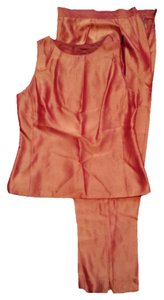 Country Road Country Road Orange Metallic Pant and Top