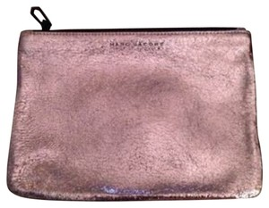 Marc Jacobs ROSE GOLD MARC JACOBS FOR TARGET COSMETIC POUCH