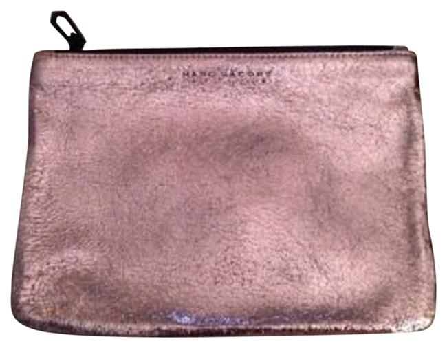 Item - Rose Gold Pouch For Target Cosmetic Bag