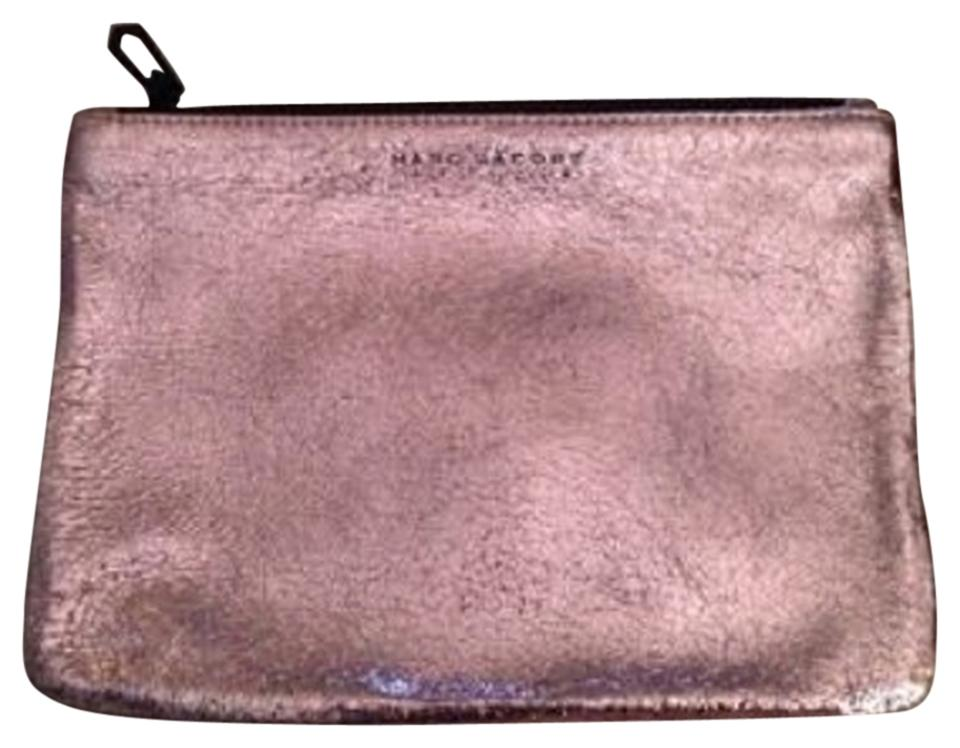 107f51a8977 Marc Jacobs ROSE GOLD MARC JACOBS FOR TARGET COSMETIC POUCH Image 0