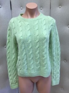 Michael Kors Mint Cashmere Sweater