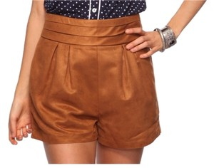 Forever 21 Mini/Short Shorts Brown