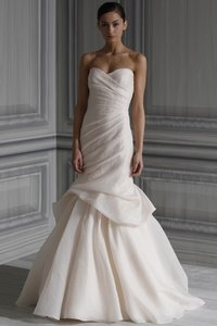 Monique Lhuillier Peony - Dream Gown!!! Perfect For Summer/fall Event! Wedding Dress