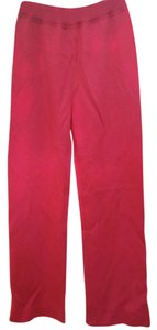 Escada Athletic Pants Red