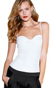 Victoria's Secret Bow Bra Victoria Top White